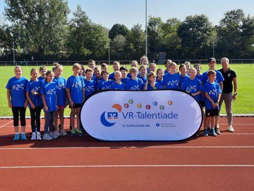 VR-Talentiade: Ulmer Kids dominieren Region Südost